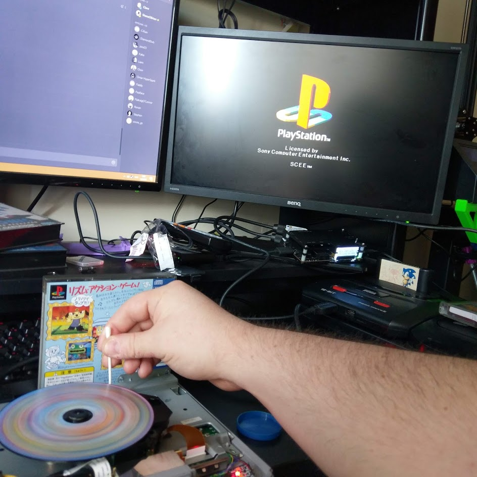 Mod your Playstation 1 with an Arduino! – SuperMegaByte